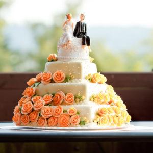 Wedding cake e pasticceria