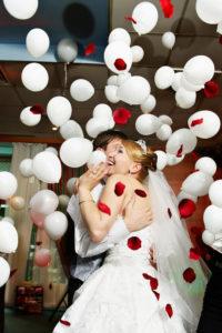 nozze - tema - palloni