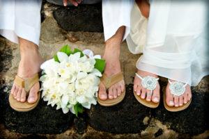 sposi - sandali